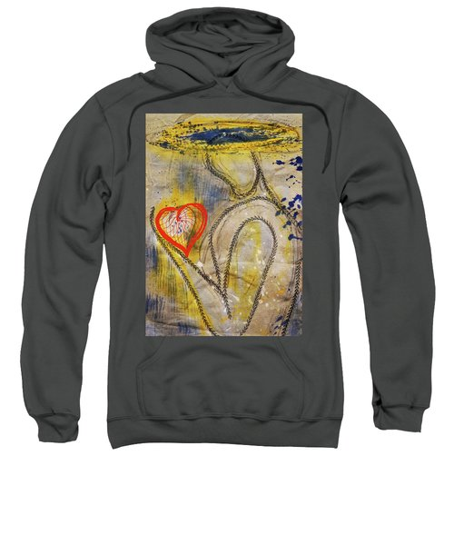 In The Golden Age Of Love And Lies Sweatshirt
