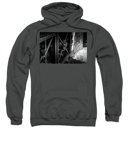 Iron Gate In Bw Sweatshirt