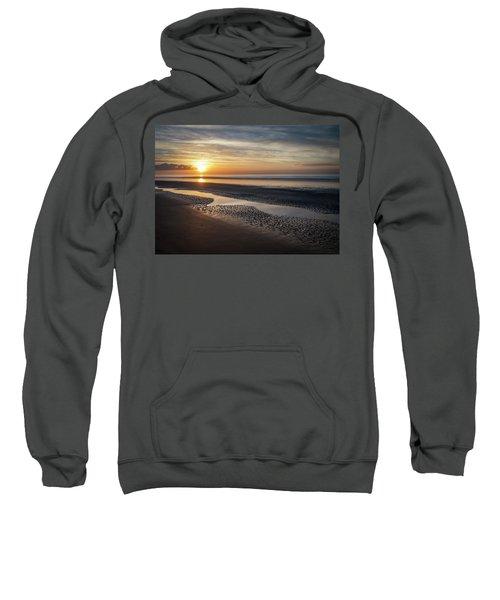 Isle Of Palms Morning Patterns Sweatshirt