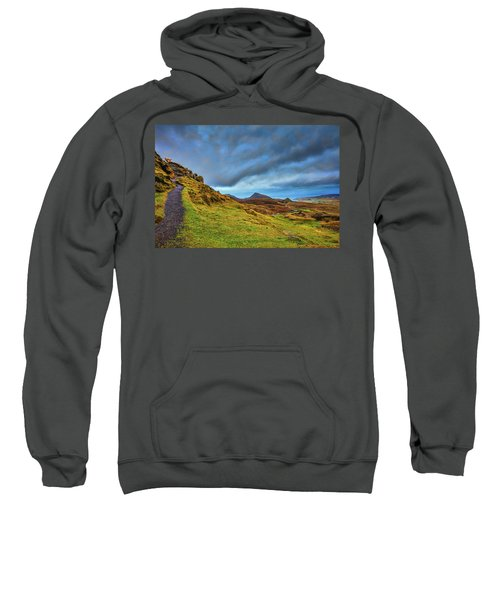 Isle Of Skye Landscape #i1 Sweatshirt