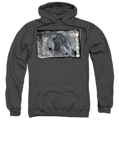 Isn't There Always An Elephant That No One Can See Sweatshirt