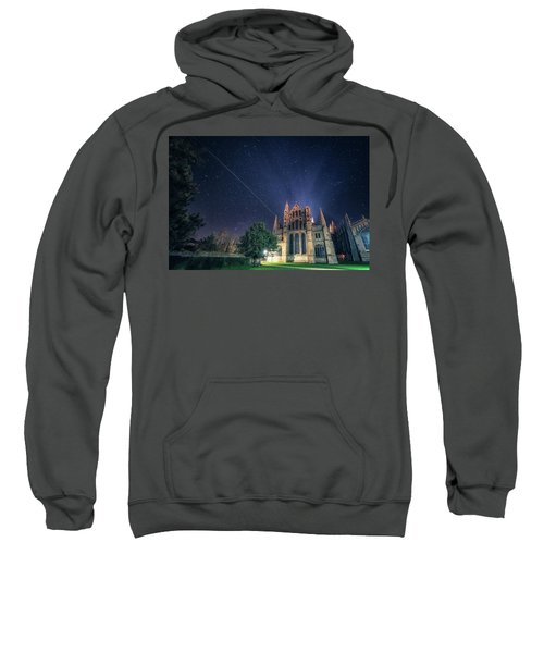 Iss Over Ely Cathedral Sweatshirt