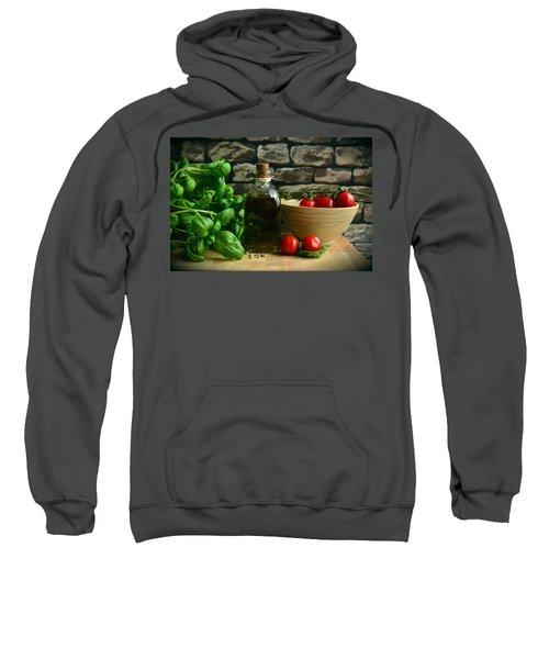 Italian Ingredients Sweatshirt