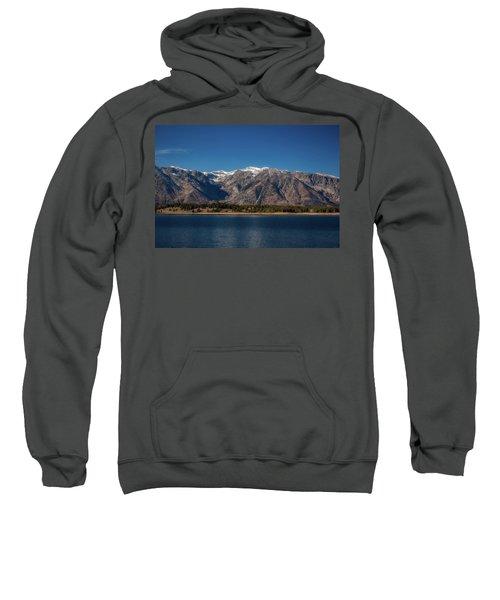 Jackson Lake Wyoming Sweatshirt