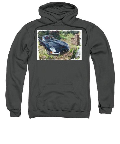 Jaguar E Type Sweatshirt