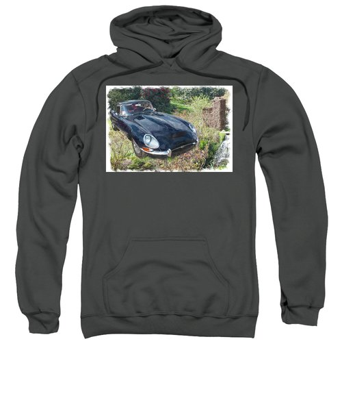 Jaguar E Type Sweatshirt