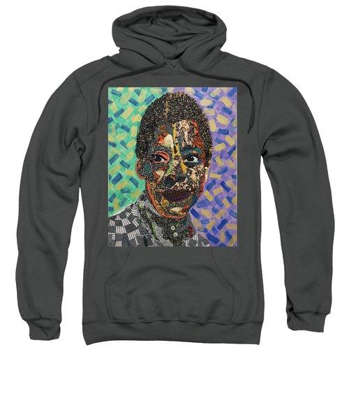 James Baldwin The Fire Next Time Sweatshirt