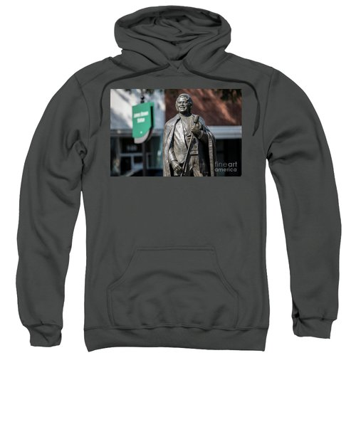 James Brown Statue - Augusta Ga Sweatshirt