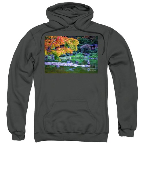 Japanese Garden Sweatshirt