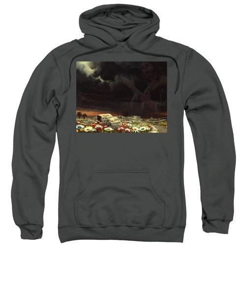 Jesus And His Jewels Sweatshirt