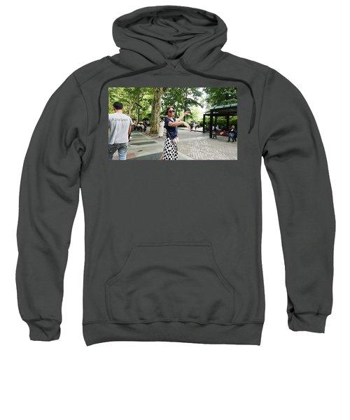 Jing An Park Sweatshirt