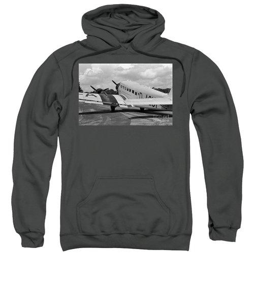 Ju-52 Taxing Sweatshirt
