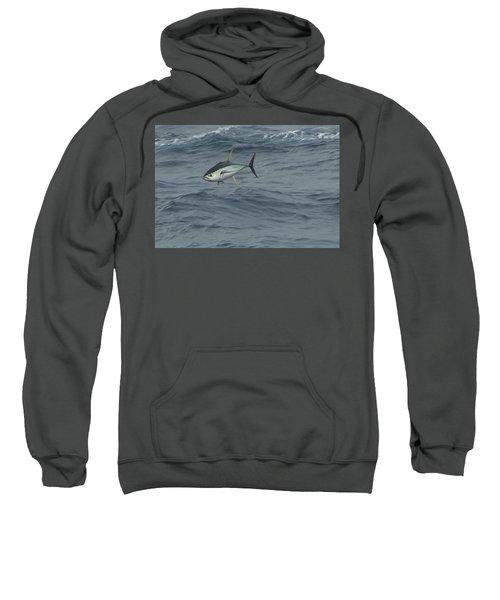 Jumping Yellowfin Tuna Sweatshirt