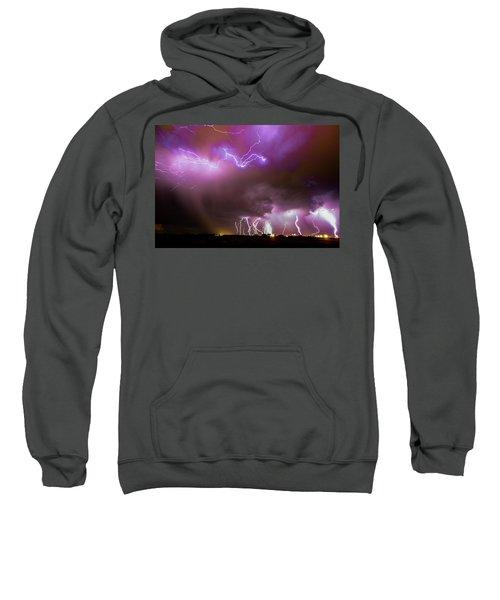 Just A Few Bolts 001 Sweatshirt