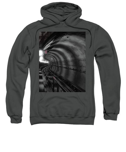 Just Around The Bend Sweatshirt