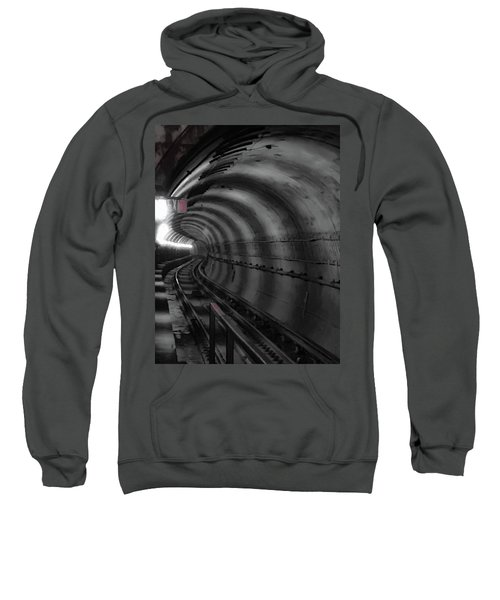 Just Around The Bend Sweatshirt