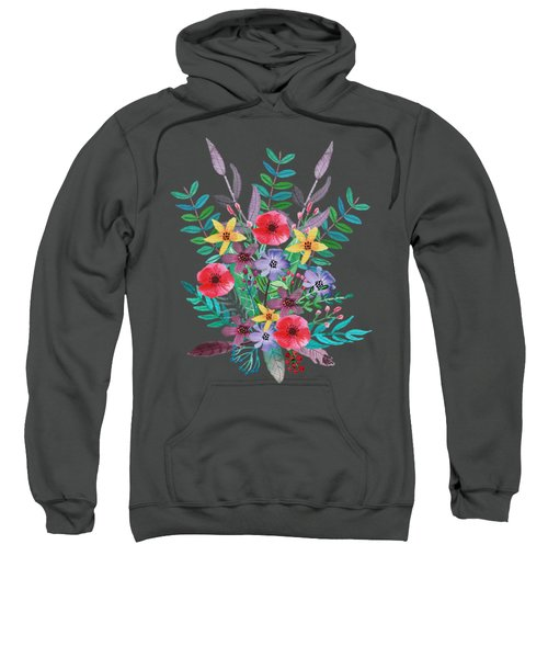 Just Flora II Sweatshirt