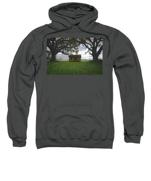 Just Me And The Trees Sweatshirt