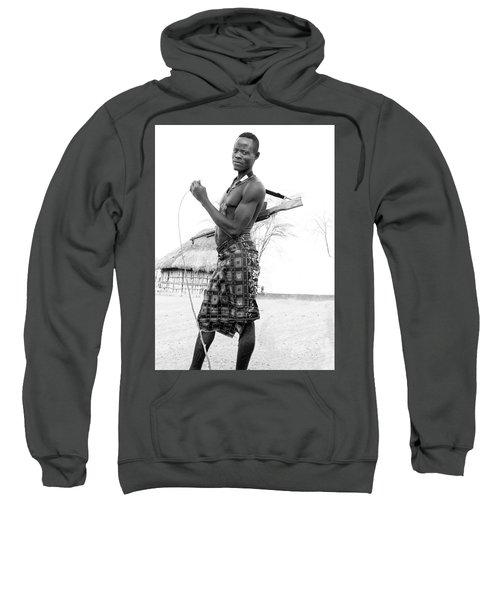 Karo Man  Sweatshirt