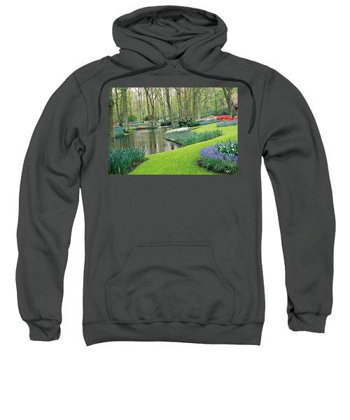 Keukenhof Gardens Sweatshirt