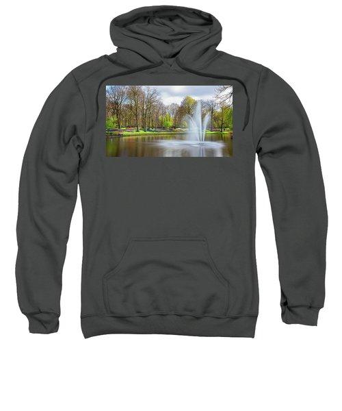 Keukenhof Tulip Garden Holland Sweatshirt