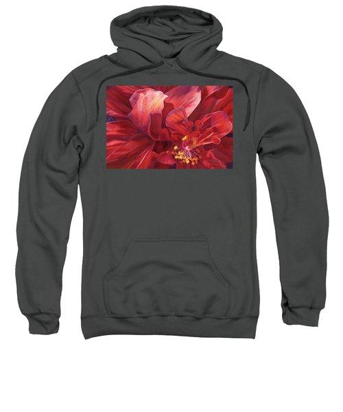 Kilauea's Kiss Sweatshirt