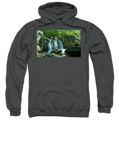 Kilgore Falls In Summer Sweatshirt