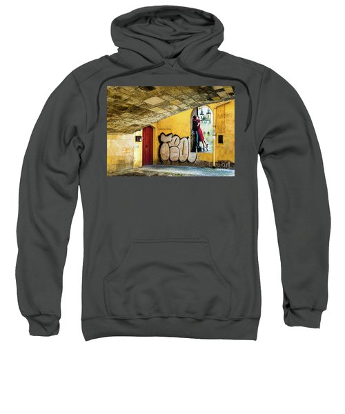 Kissing Under The Bridge Sweatshirt