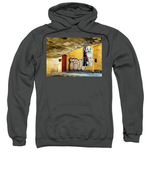 Kissing Under The Bridge Sweatshirt