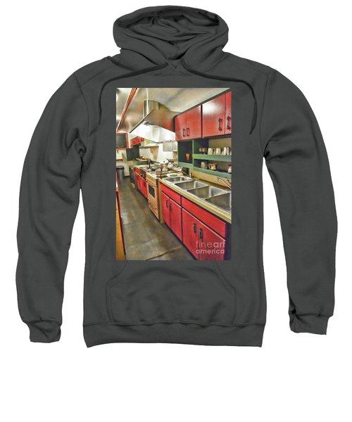 Kitchen Car Sweatshirt