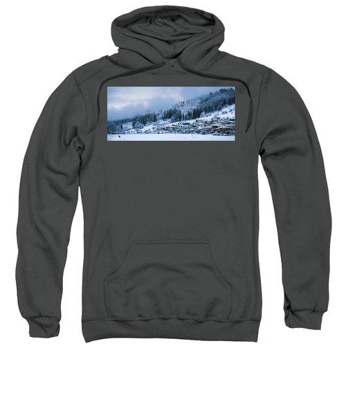 Koprivshtica Winter Panorama Sweatshirt