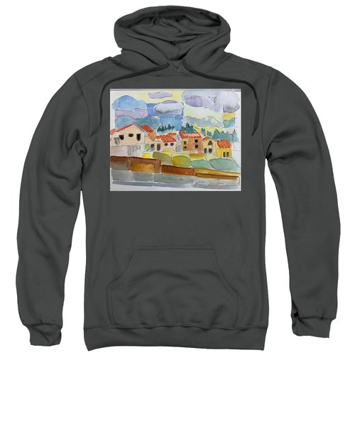 Laguna Del Sol Sky Design Sweatshirt