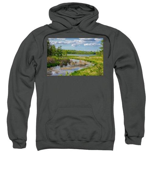 Lake Itasca Beauty Sweatshirt