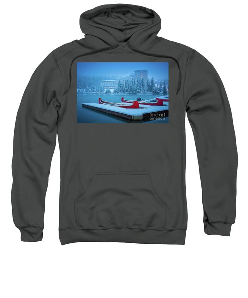 Lake Louise Chateau Sweatshirt