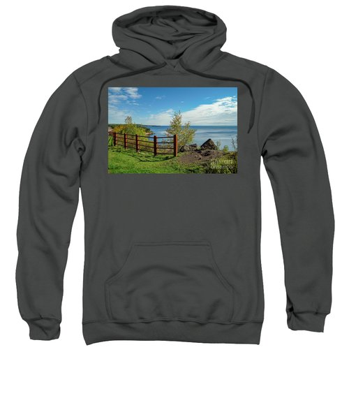 Lake Superior Overlook Sweatshirt