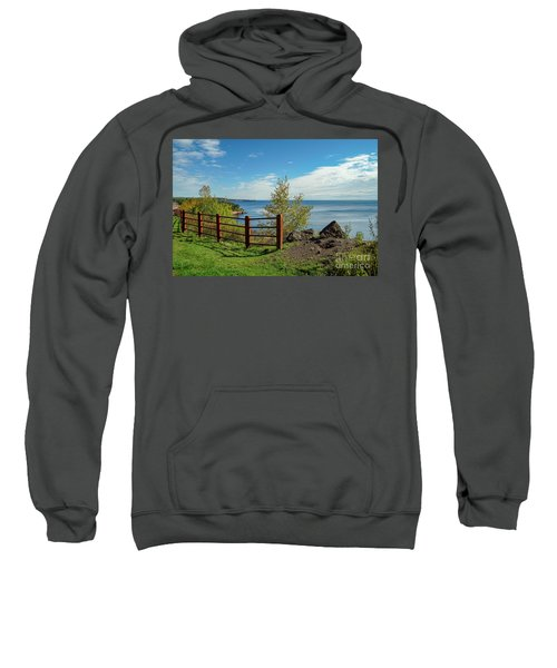 Lake Superior Overlook Sweatshirt