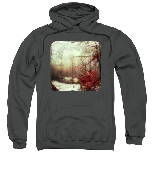 Last Copper- Misty Winter Day Sweatshirt