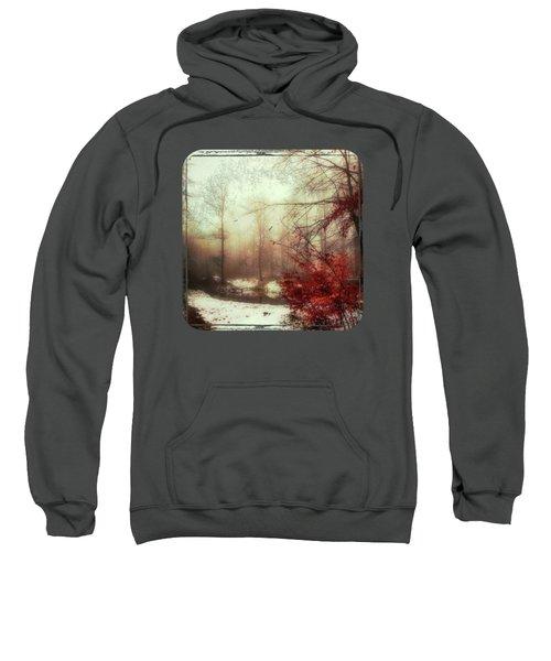 Last Copper- Misty Winter Day Sweatshirt