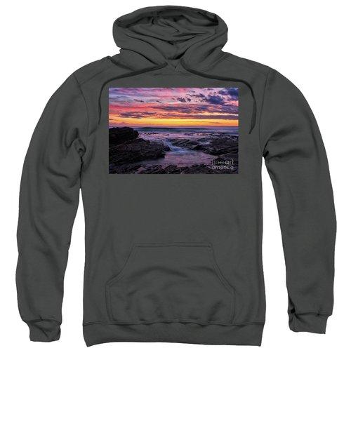Last Sunset Of 2018 Sweatshirt