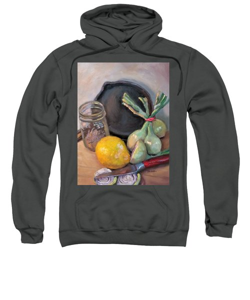Lemon And Onions Sweatshirt