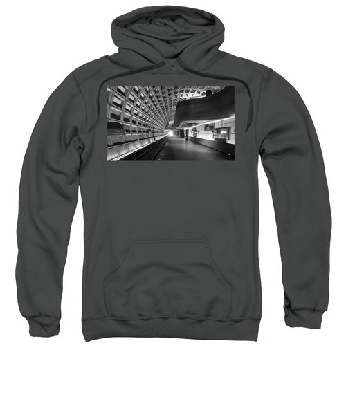 Light At The End Of The Tunnel Sweatshirt