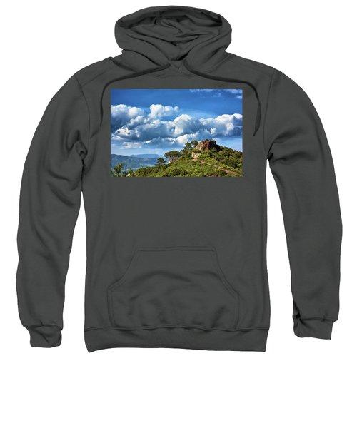 Like Touching The Sky Sweatshirt
