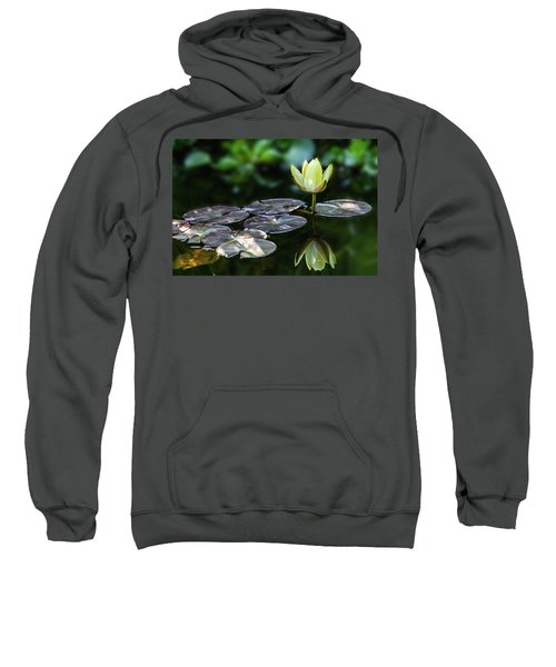 Lily In The Pond Sweatshirt
