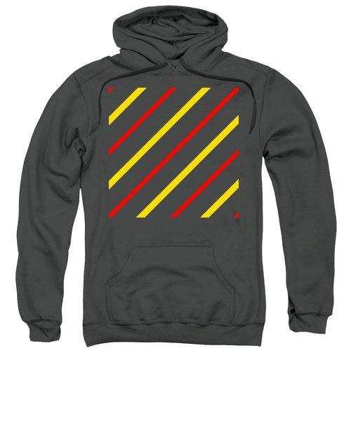 Line Or Stripe Design In A Modern Look - Dde578 Sweatshirt