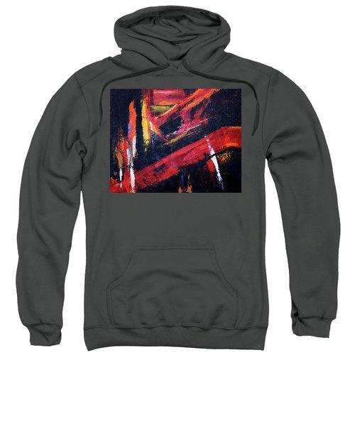 Lines Of Fire Sweatshirt