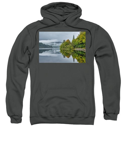Loch Ard In Scotland Sweatshirt