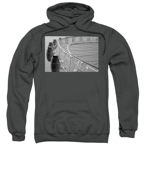 London_eye_ii Sweatshirt