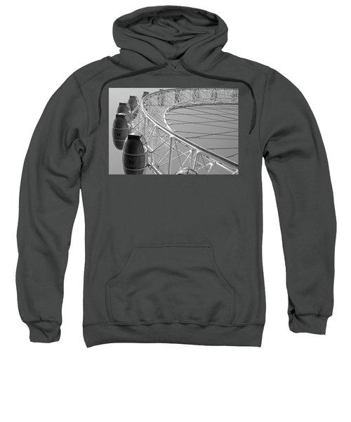 London_eye_ii Sweatshirt