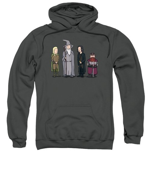 Lord Of The Hill Sweatshirt
