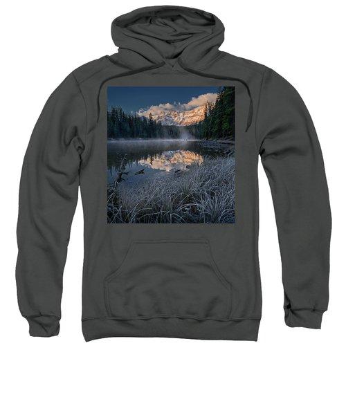 Lower Waterfowl Lake Sweatshirt